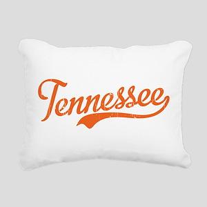 Tennessee Rectangular Canvas Pillow