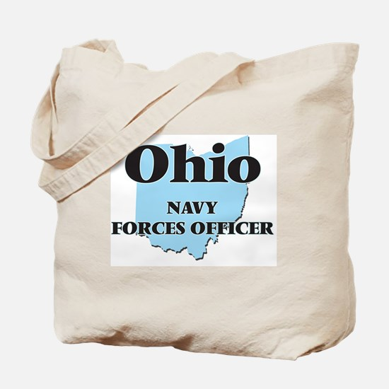 Ohio Navy Forces Officer Tote Bag