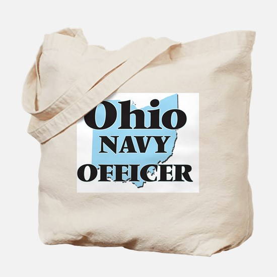 Ohio Navy Officer Tote Bag