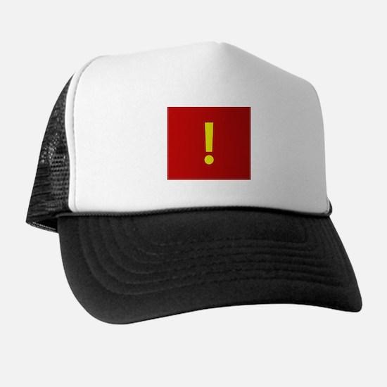 Unique Web site Trucker Hat