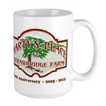 Marty's Place 10th Anniversary Large Mug