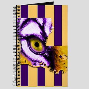 Louisiana State Tiger Eye 3 Journal