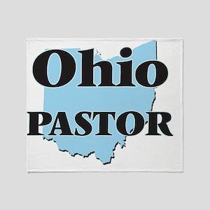 Ohio Pastor Throw Blanket