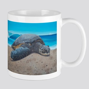 A Sea Turtle Day Mugs