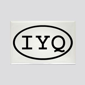 IYQ Oval Rectangle Magnet