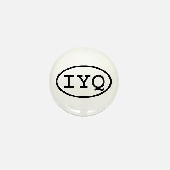 IYQ Oval Mini Button