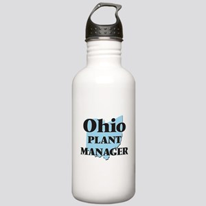 Ohio Plant Manager Stainless Water Bottle 1.0L