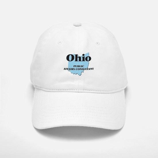 Ohio Public Affairs Consultant Baseball Baseball Cap