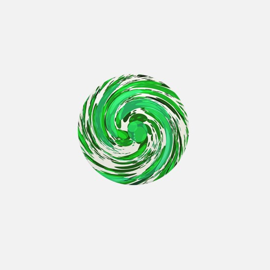 Irish Cream Mini Button