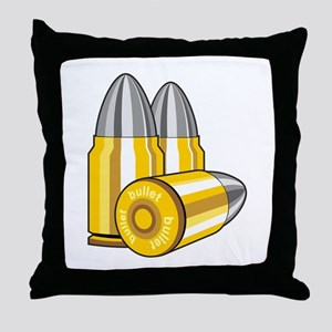 cartridges Throw Pillow