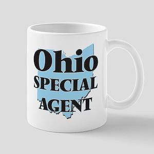 Ohio Special Agent Mugs