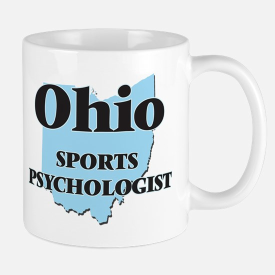 Ohio Sports Psychologist Mugs
