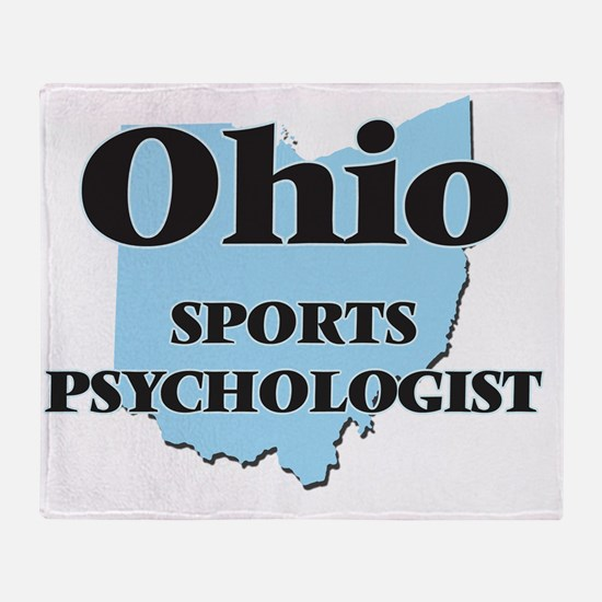 Ohio Sports Psychologist Throw Blanket