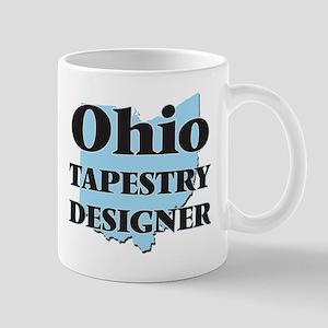 Ohio Tapestry Designer Mugs