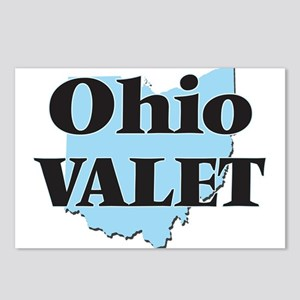 Ohio Valet Postcards (Package of 8)