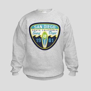 San Diego Surf Dept 1961 Sweatshirt