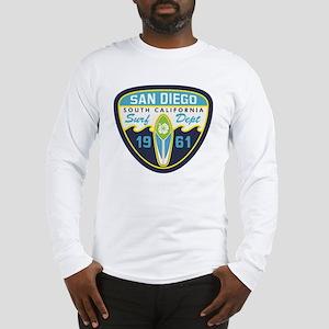 San Diego Surf Dept 1961 Long Sleeve T-Shirt
