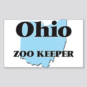 Ohio Zoo Keeper Sticker