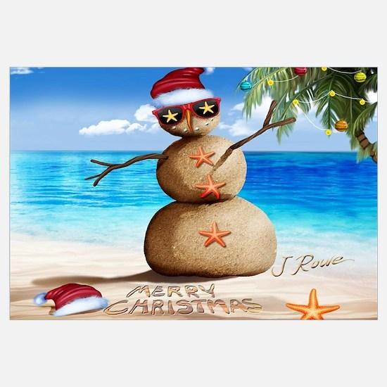 J Rowe Christmas Sandman