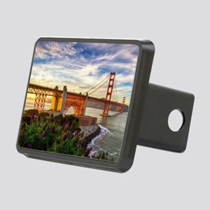 Golden Gate Bridge Rectangular Hitch Cover