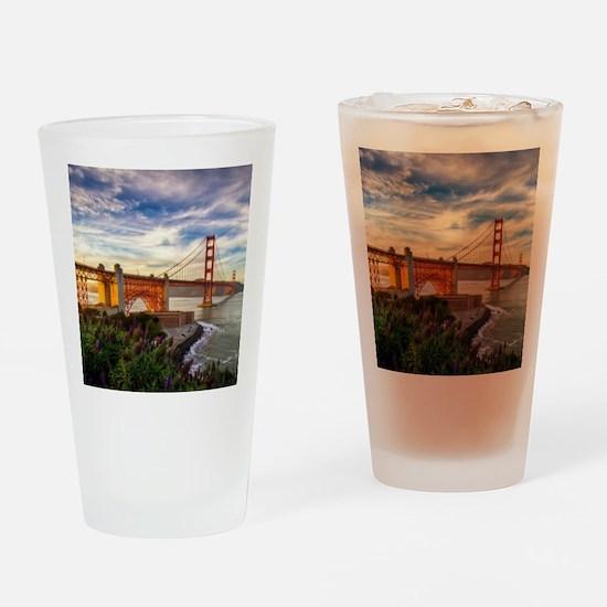 Golden Gate Bridge Drinking Glass