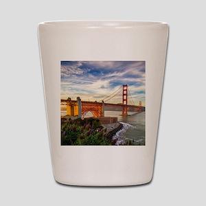 Golden Gate Bridge Shot Glass