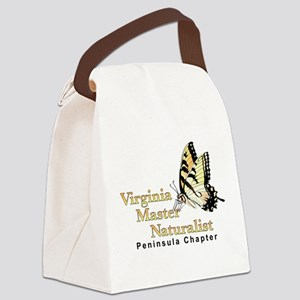 VMN chapter logo for lighter shirts Canvas Lunch B