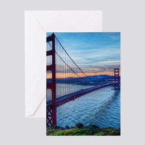 Golden Gate Bridge Greeting Cards