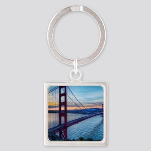 Golden Gate Bridge Keychains