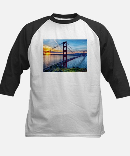 Golden Gate Bridge Baseball Jersey