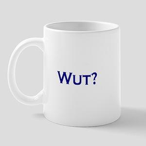Wut? Mug
