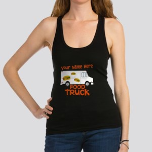 Food Truck Racerback Tank Top