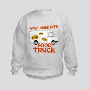 Food Truck Sweatshirt