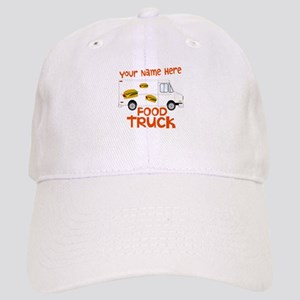 Food Truck Baseball Cap