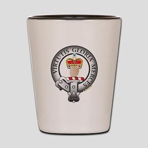 Donnachaidh Robertson Clan Shot Glass