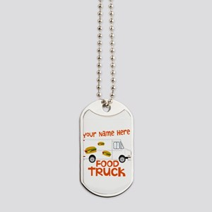 Food Truck Dog Tags