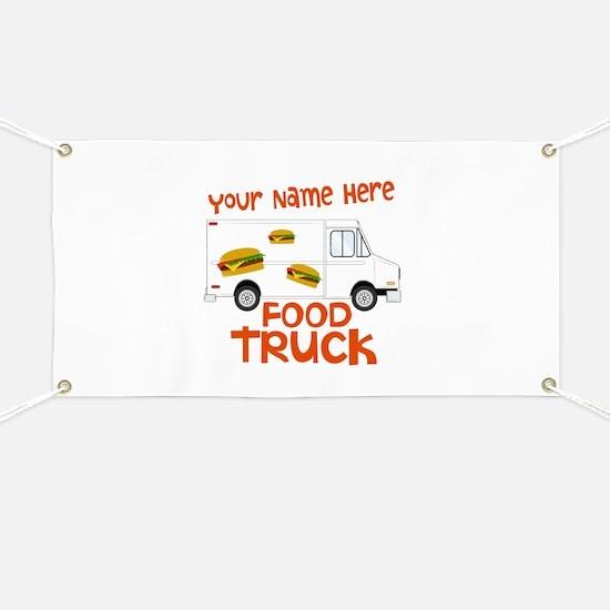 Food Truck Banner