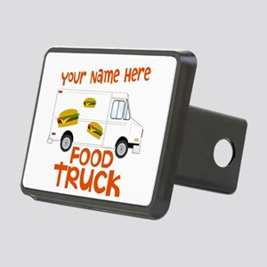 Food Truck Hitch Cover