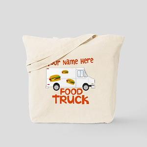 Food Truck Tote Bag