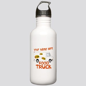 Food Truck Water Bottle