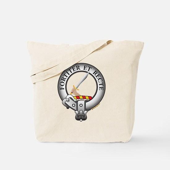 Elliott Clan Tote Bag