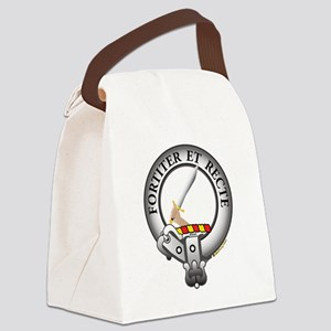 Elliott Clan Canvas Lunch Bag
