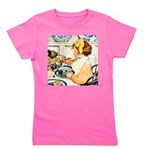 Breakfast Buddies Girl's Tee