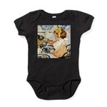 Breakfast Buddies Baby Bodysuit