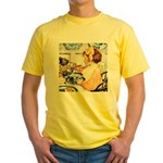 Breakfast Buddies Yellow T-Shirt