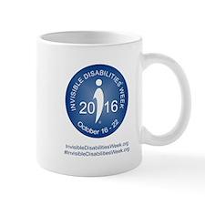 2016 Invisible Disabilities Week Mug