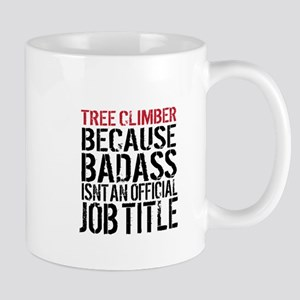 Badass Tree Climber Mugs