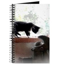 Cat and Angel Journal