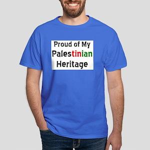 palestinian heritage Dark T-Shirt