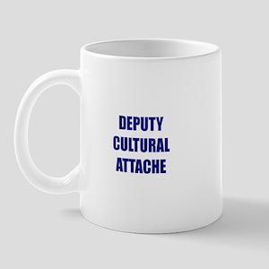 Deputy Cultural Attache Mug